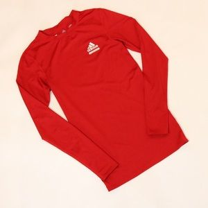 Men's Adidas Compression Long Sleeve Shirt